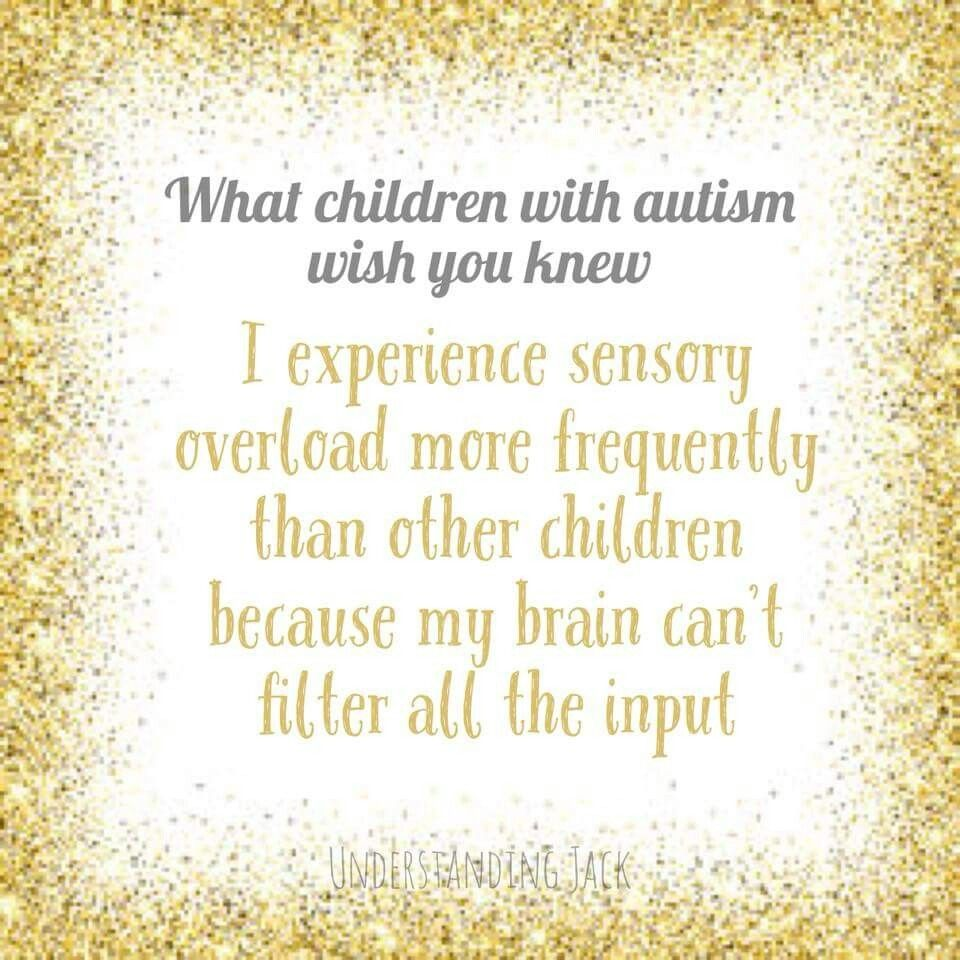 Love this one from understanding jack autism mom pinterest