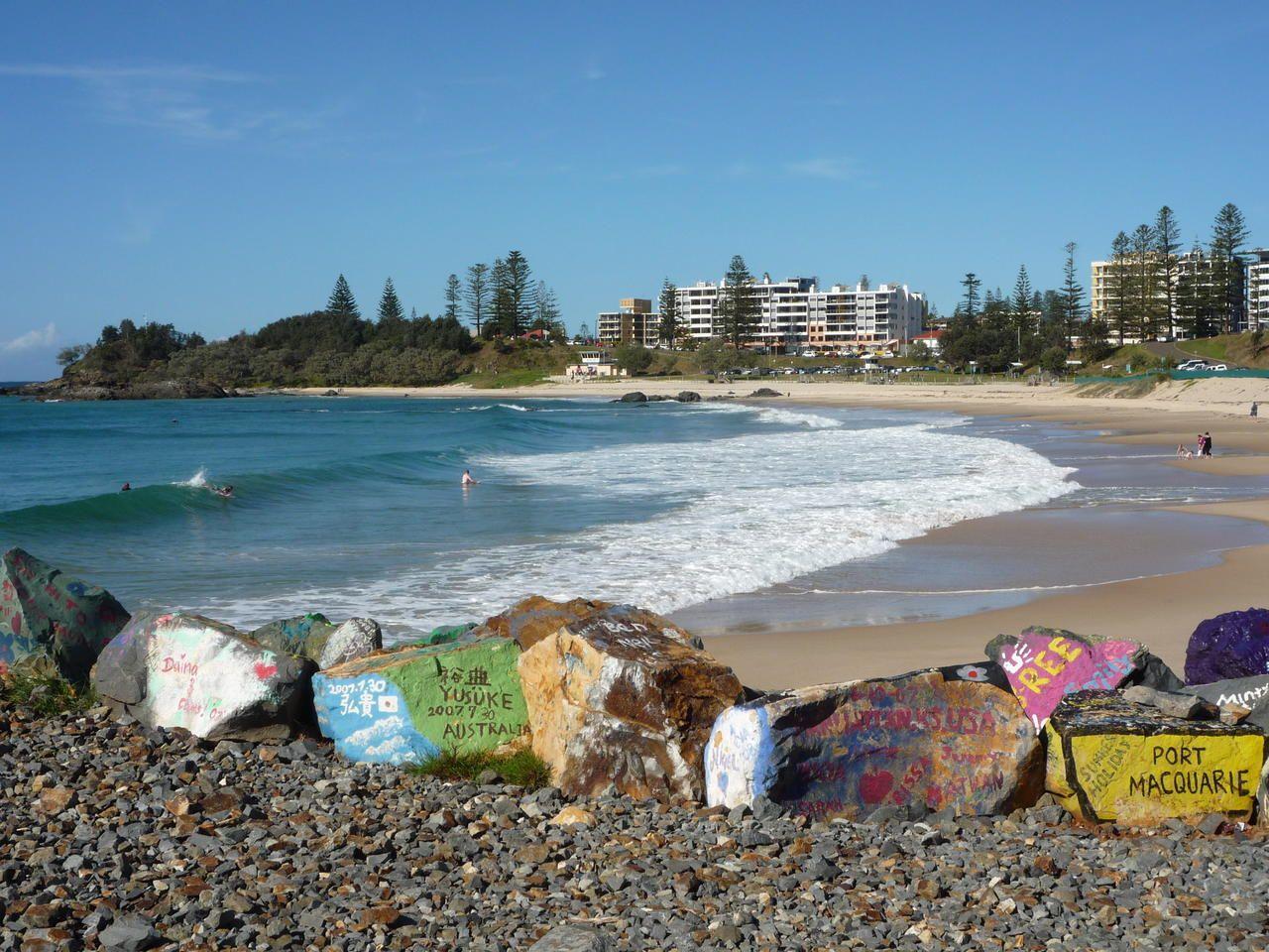 Welcome to Port Macquarie NSW Australia