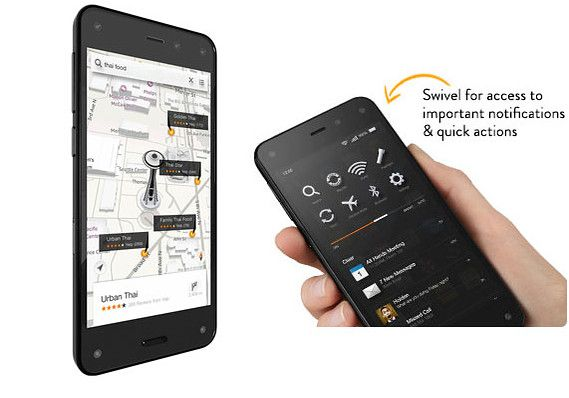Is Amazon's Fire phone right for you? Probably not