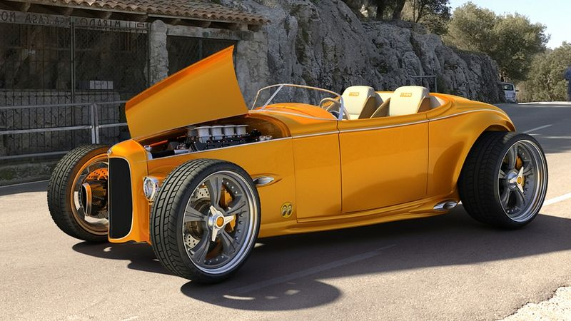 Hot Rod Cars Car Ford Hd Classic Hot Rod Car Classic Ford