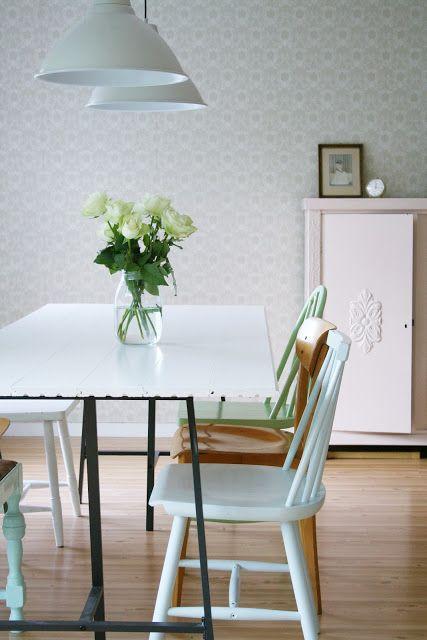 MøbelPøbel: Nok et DIY-spisebord til under 300 kr