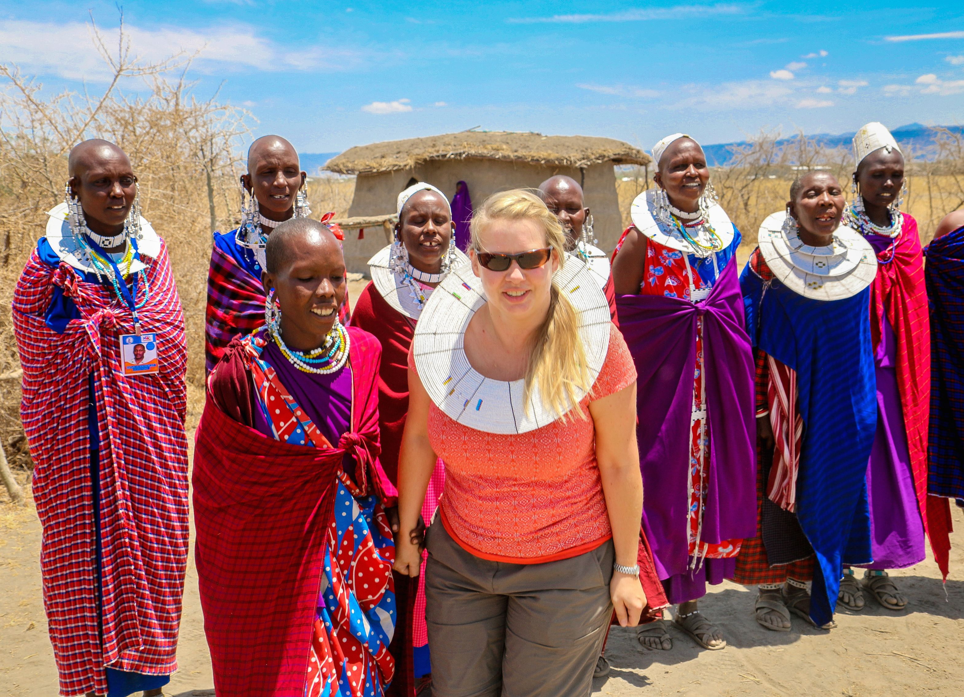 Mix and mingle with tribes people of #MaasaiCulturalVillage (manyatta) and take pleasure with the 300 yrs older cultural dance, customs and traditions. http://safaridmc.com/maasai-cultural-village/