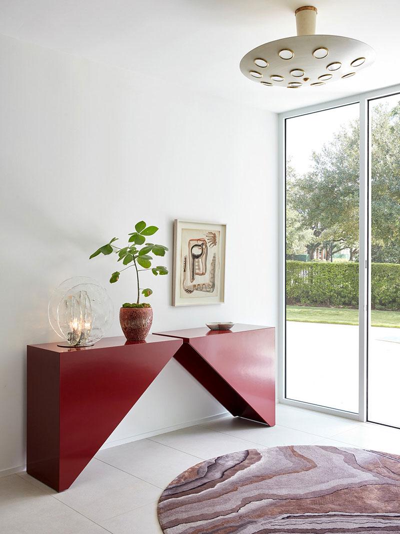 Bright mid century modern in Houston by Jamie Bush ...