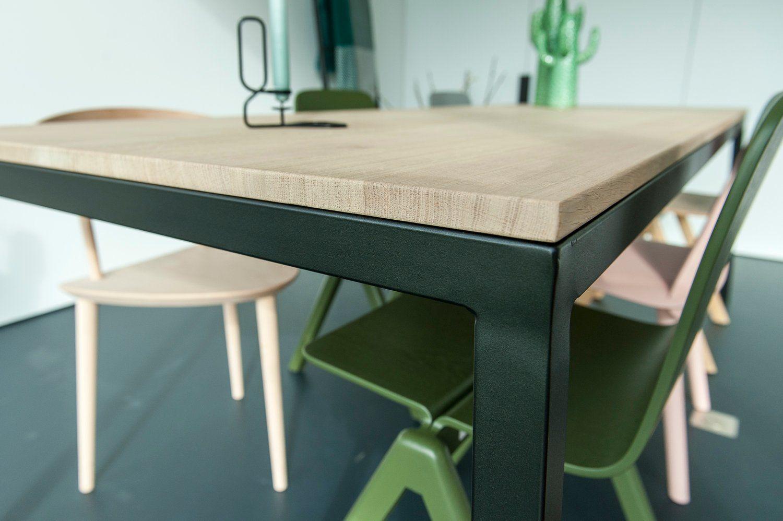 Rechthoekige tafel home living room eettafel