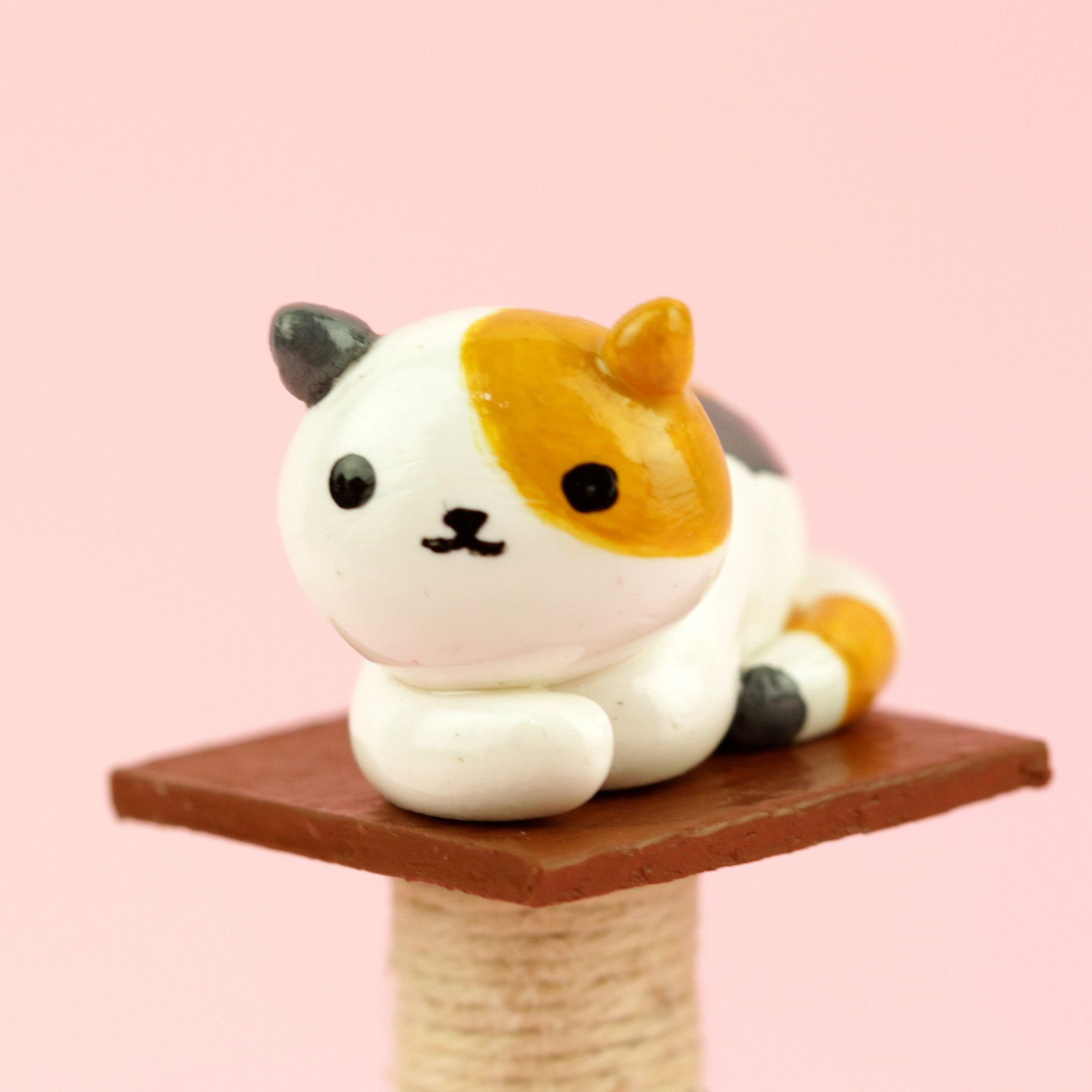 How to Make a Clay Cat How to Make a Clay Cat new images