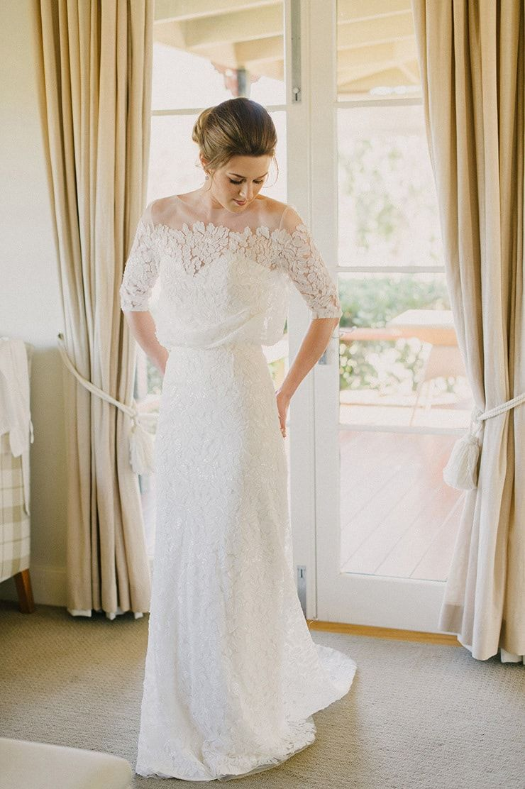 Paige and simonus relaxed winter country wedding