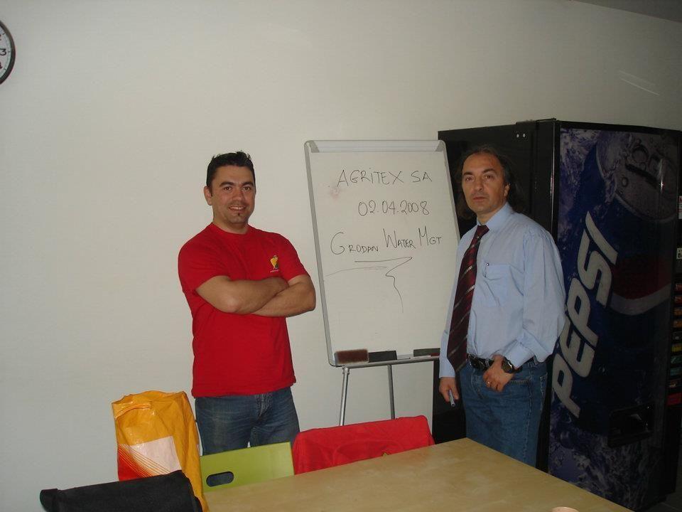 IRTC : Water Managment Training 02/04/2008