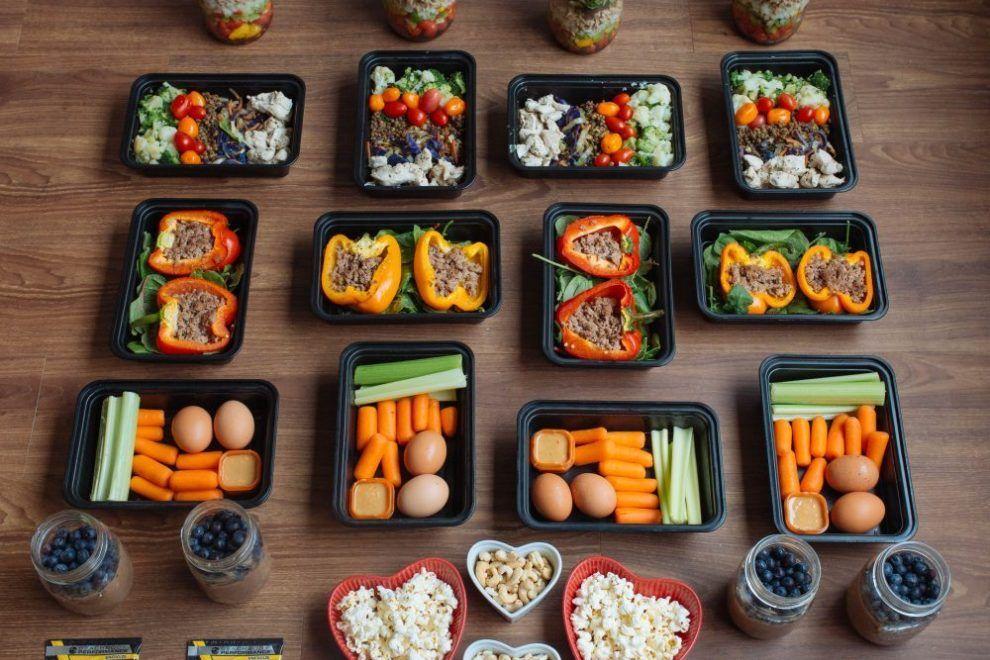 4 Day Macro Meal Prep Feb Macro Meal Plan Macro Meals 1800 Calorie Meal Plan