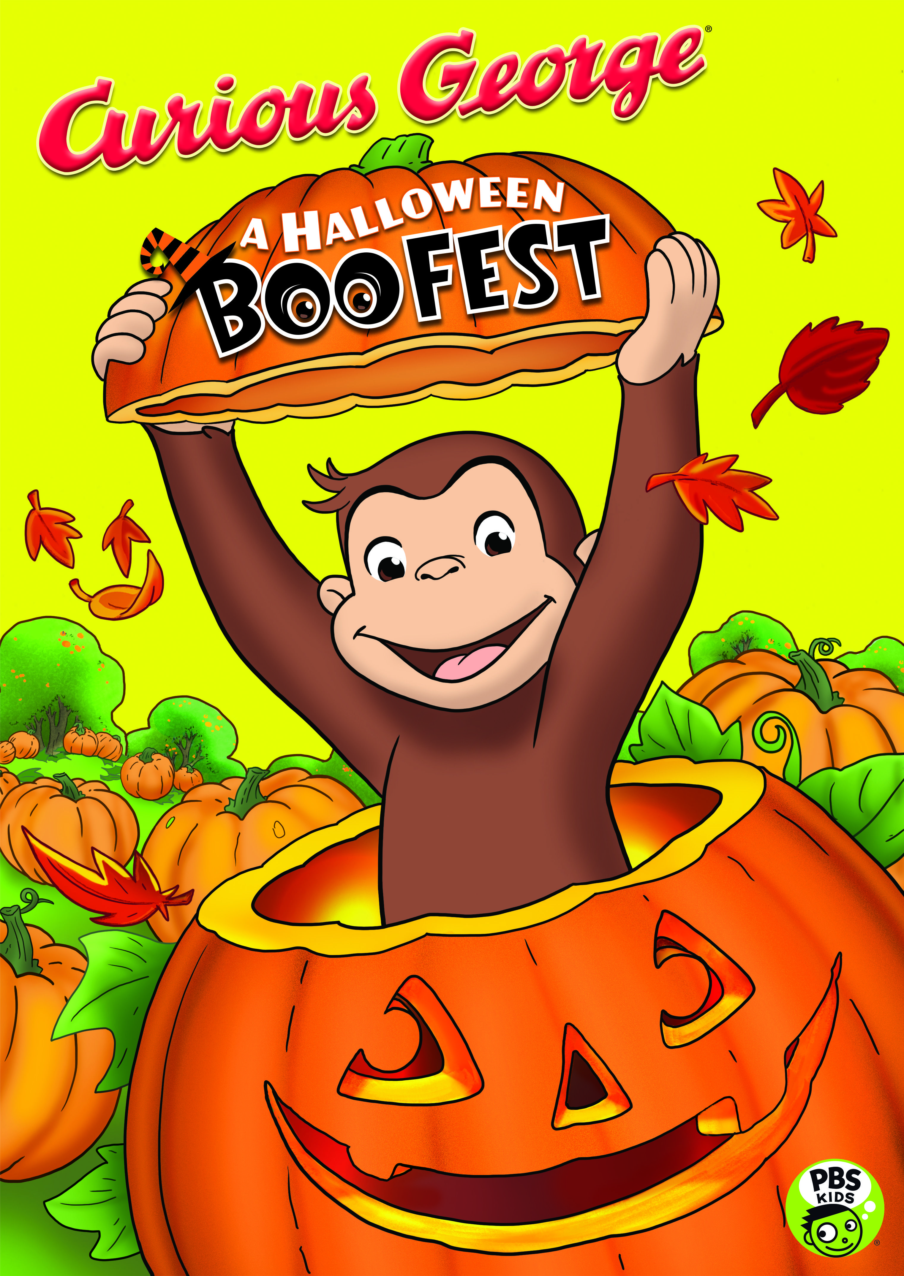 Curious George is excited about Halloween in this boofest | Kid ...