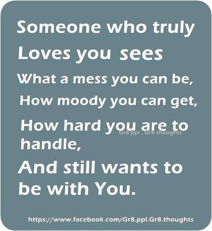 Thank You For Loving Me For Who I Am Love O0o0olala Love