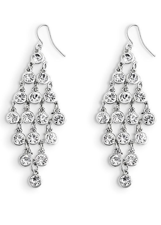 Add the finishing touch to your formal look with venus chandelier add the finishing touch to your formal look with venus chandelier earrings aloadofball Gallery