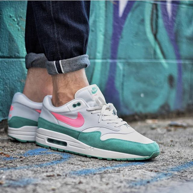 Nike Air Max 1 Watermelon by @whatwalkerwears
