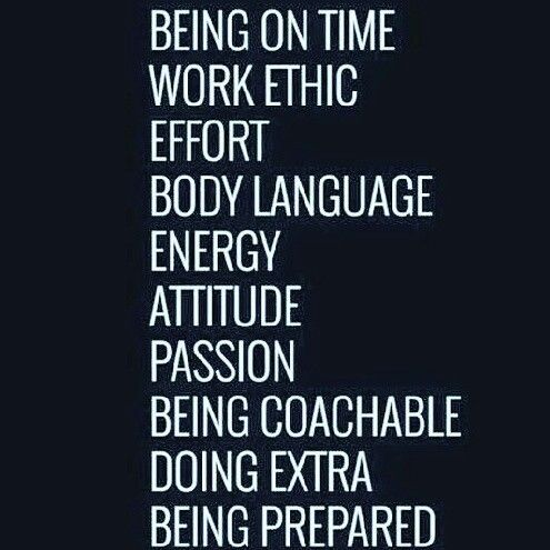 10 Things That Require Zero Talent Monday Mindsetofgreatness