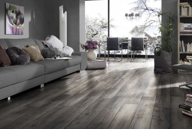 Exquisit 3572 Harbour Oak Grey Kronotex Flooring Laminate Flooring Brown Laminate