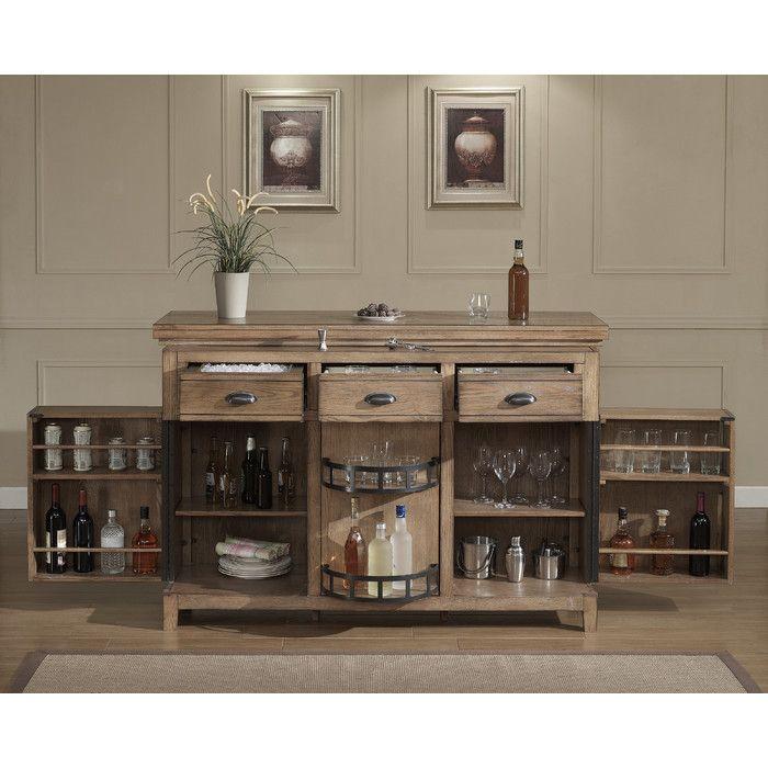 Wonderful Evolution Bar Cabinet With Wine Storage. Small Home ...