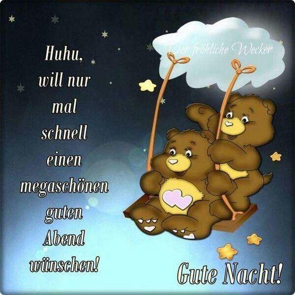 Gute Nacht Witzig Bilder