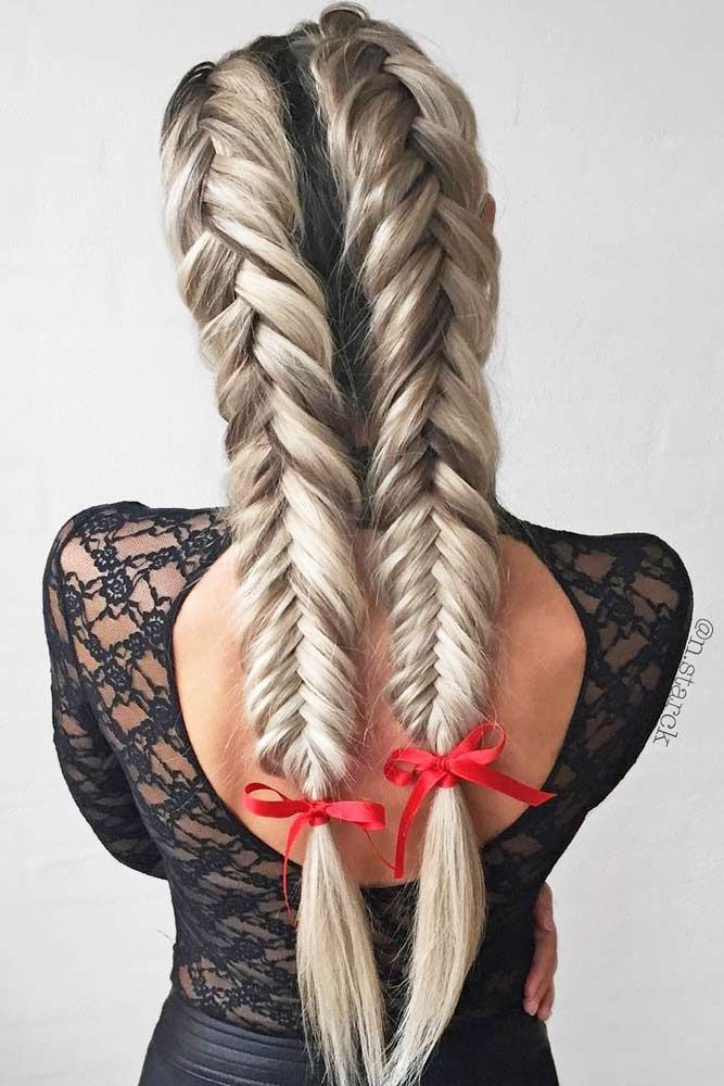 Cute Braided Hairstyles Mesmerizing 24 Braided Hairstyles For Long Hair To Your Exceptional Taste