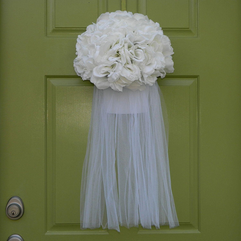 Wedding Door Decorations Ideas: Best 25+ Bridal Shower Wreaths Ideas On Pinterest