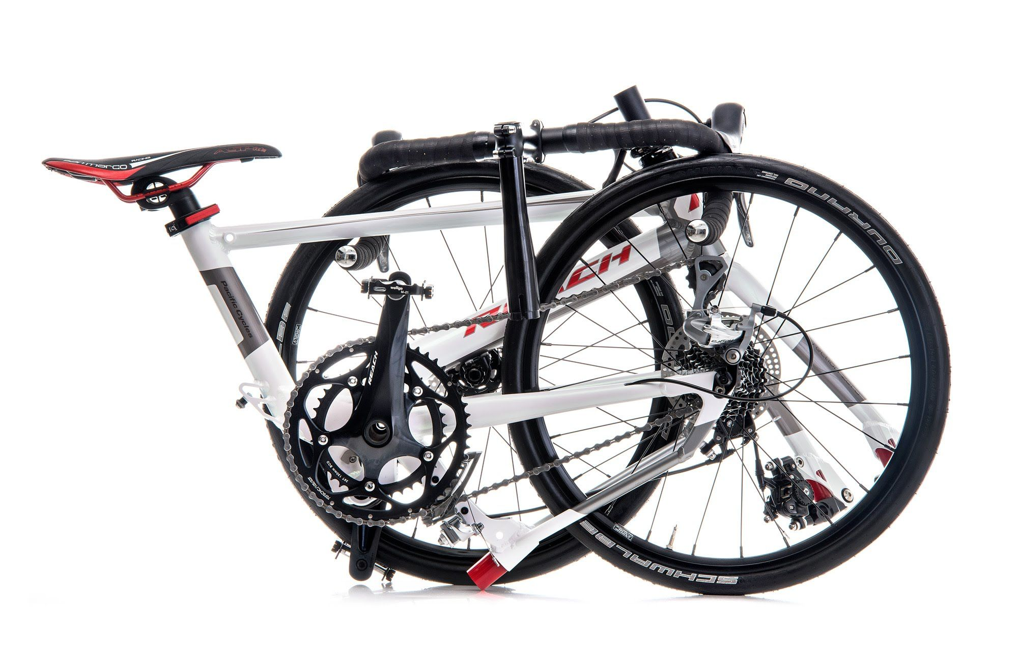 2015 REACH folding bike