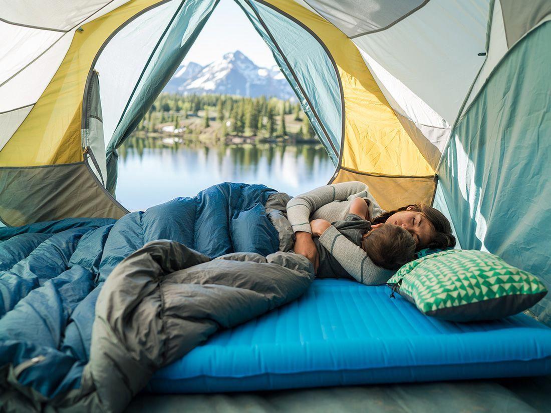 NeoAir® Camper™ Duo Double Chamber Camping Air Mattress