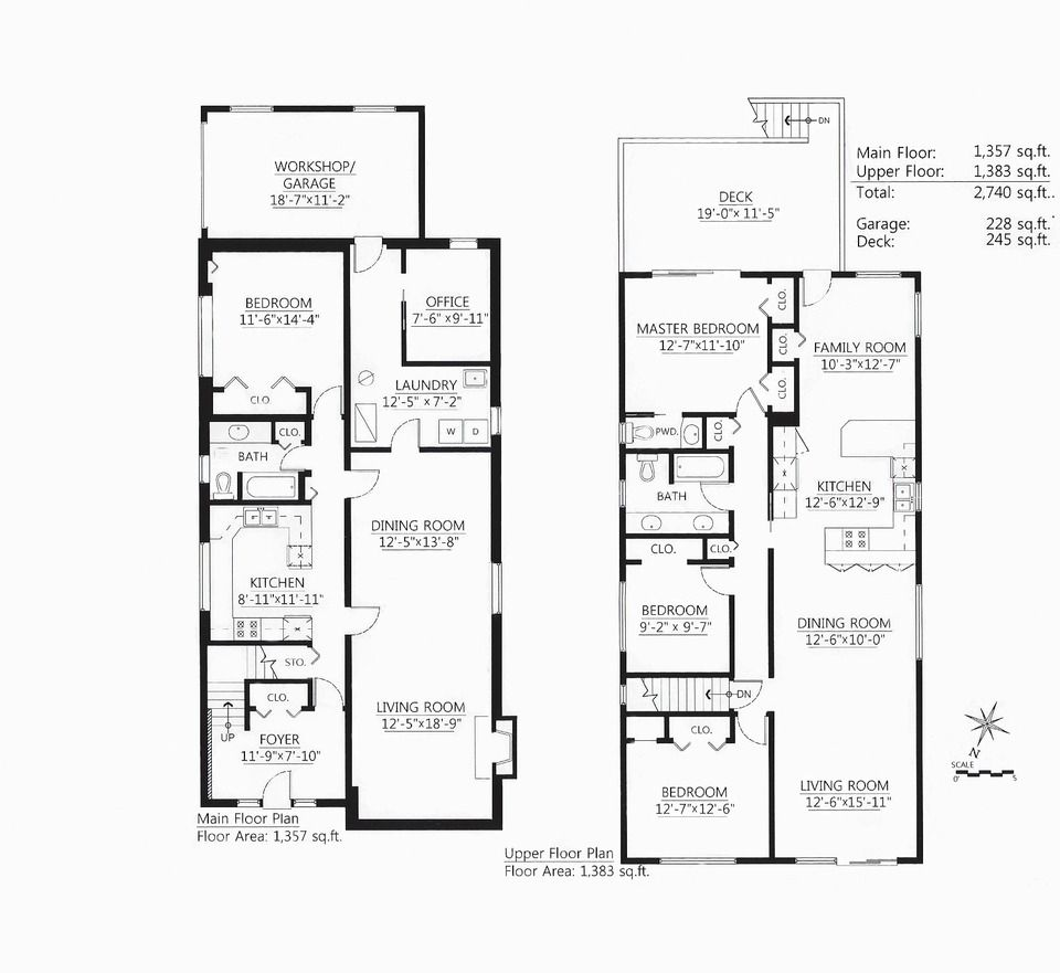 Http Yourvancouverrealestate Ca Images 2013 04 Typical Vancouver Specials Floorplan Jpg Floor Plans House Floor Plans Vancouver