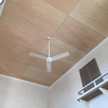 Diyのすすめ 02 シナベニヤ 天井 壁