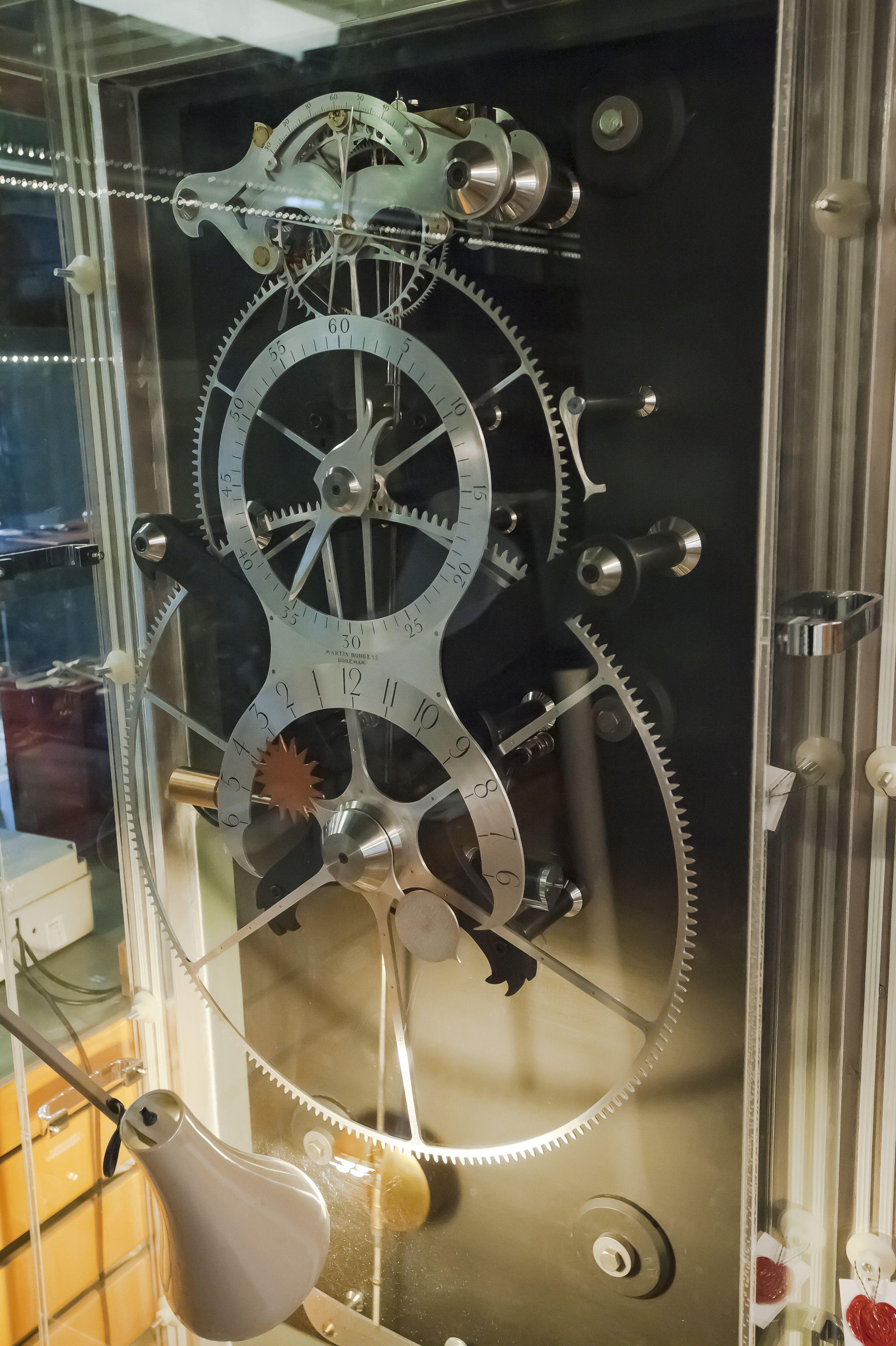 Harrison Decoded Towards A Perfect Pendulum Clock Pendulum Clock Vintage Clock Antique Clocks