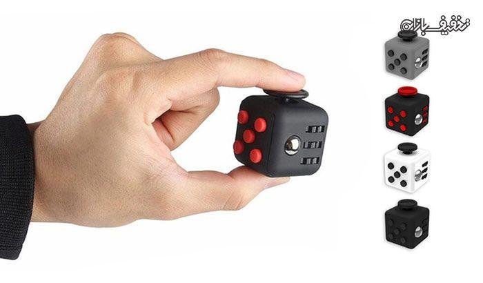 فیجت کیوب اصلی (مکعب ضد اضطراب) Fidget Cube همراه با کیف
