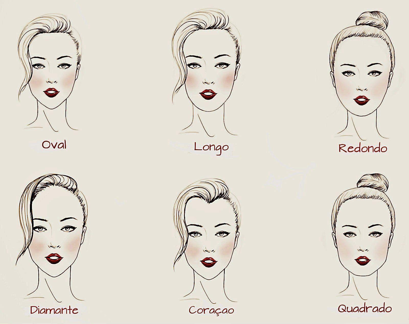 b22058dcbde03 Veja as mais lindas fotos de cortes de cabelos para rosto redondo!  Selecionamos fotos com ideias incríveis para quem tem este formato de rosto!