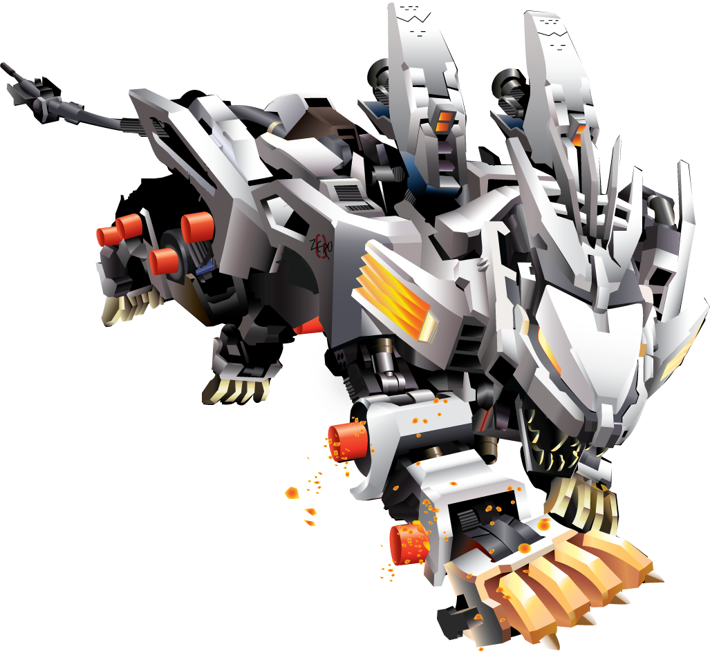 png liger zero by on DeviantArt