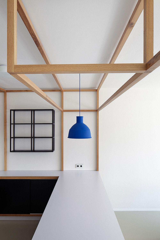 Apartamento en praga mjolk y ddaann 2 espacios Diseno de ambientes y arquitectura de interiores