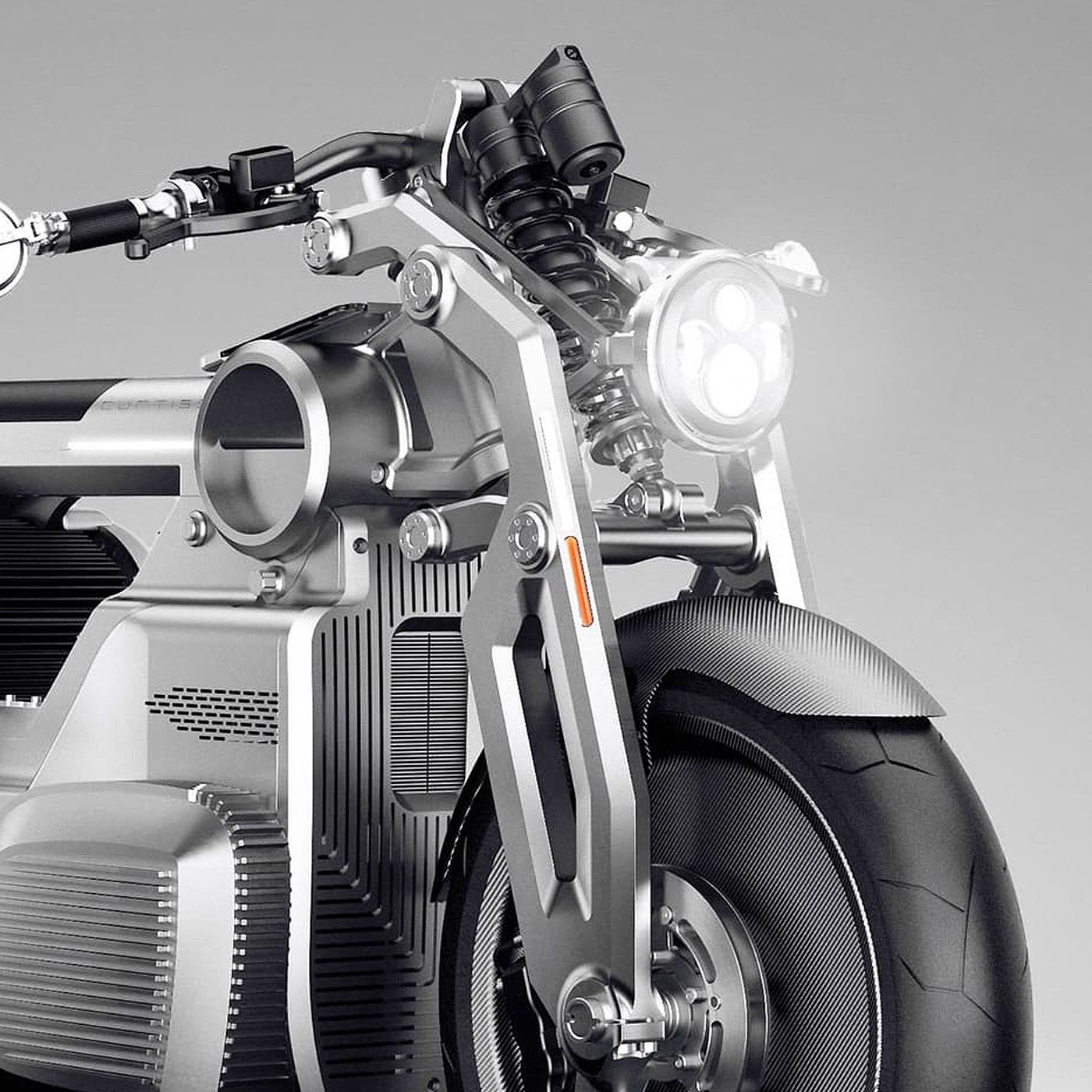 Zeus The All Electric Hot Rod By Curtiss Motorcycles