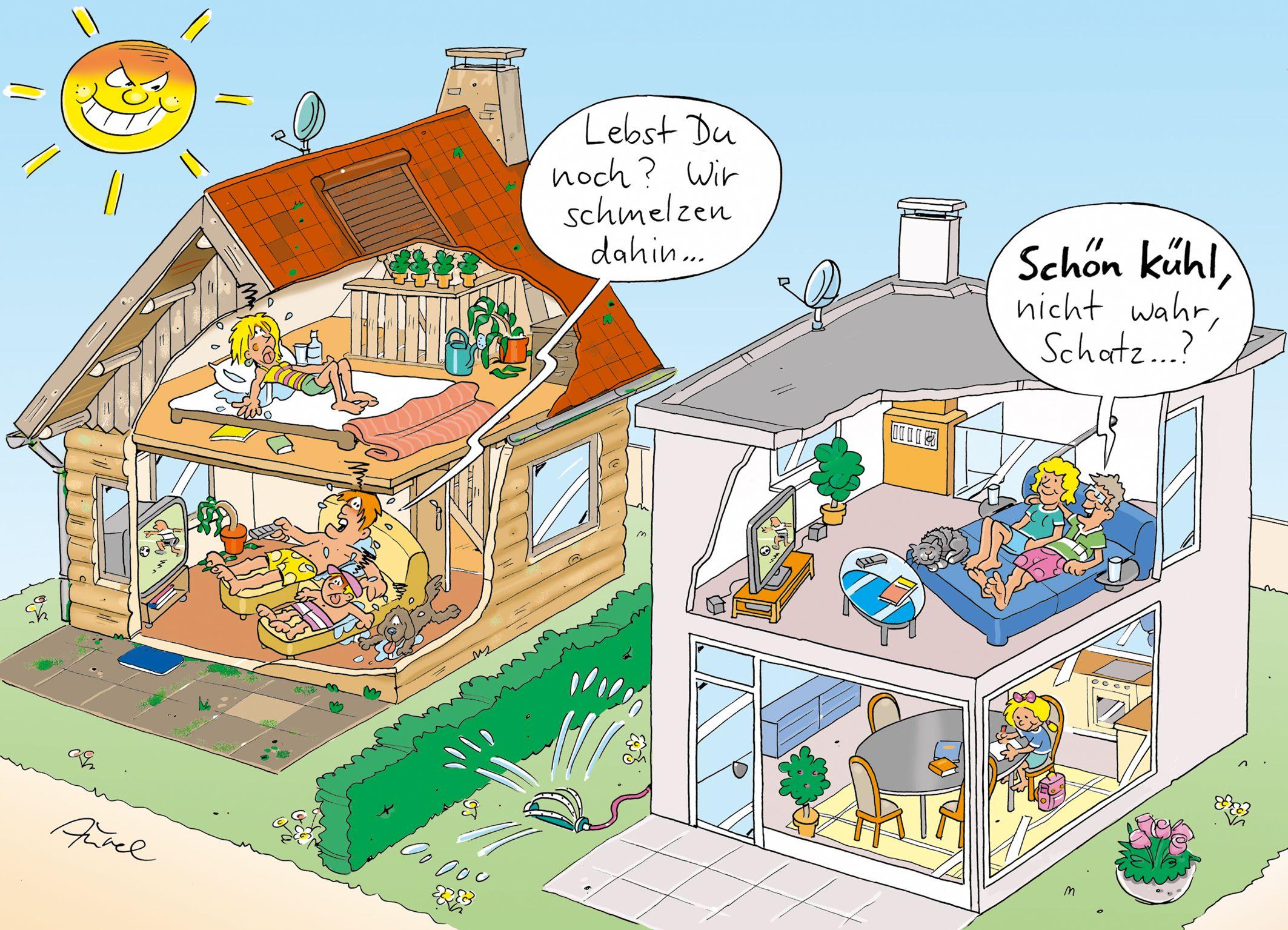 Haus beschreiben (avec images)