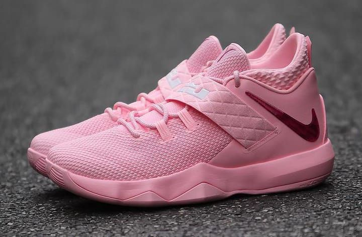 Originally seen on SneakerFiles: Nike LeBron Ambassador 10 'Kay Yow'  Releasing SoonNike will have various offerings part of their 2018 'Kay Yow'  Collection.