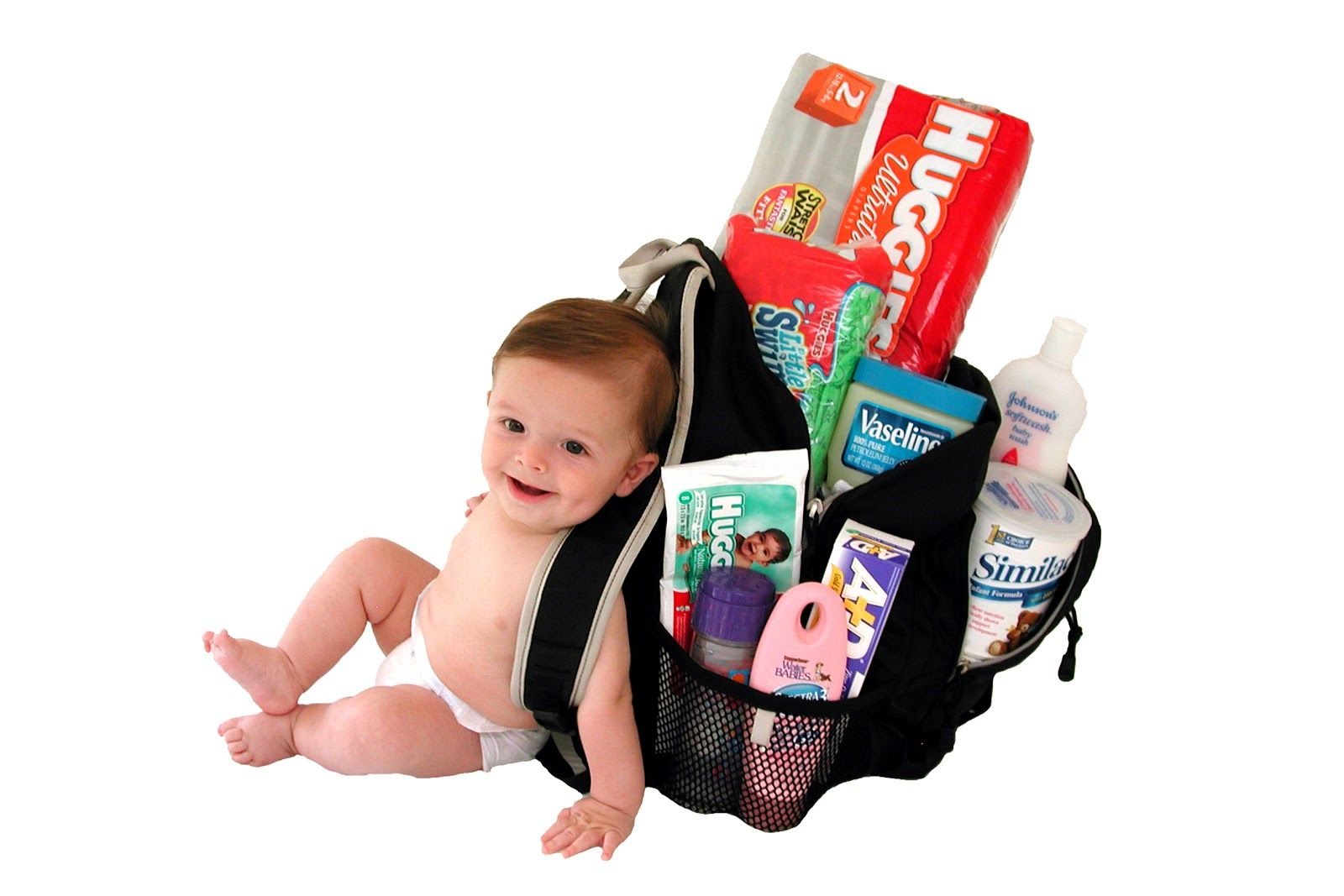 Gourmet Baby: What to feed baby while travelling