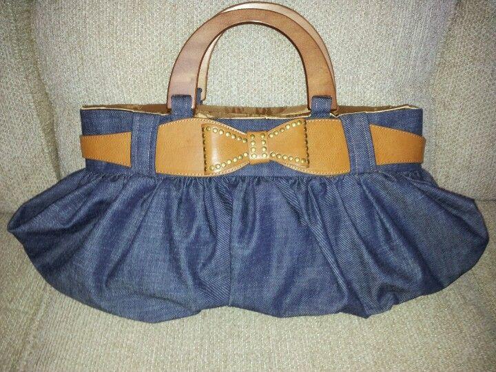 I love making these handbags....TRE3 Baby!!