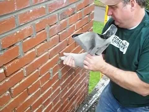 Repair Of Chimney Mortar Joints Rooftop Chimney 503 653 3819 Portland Or Brick Repair Mortar Repair Home Repair