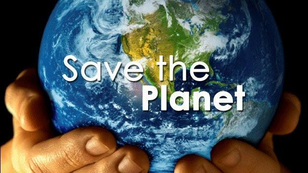 Resultado de imagem para save the planet