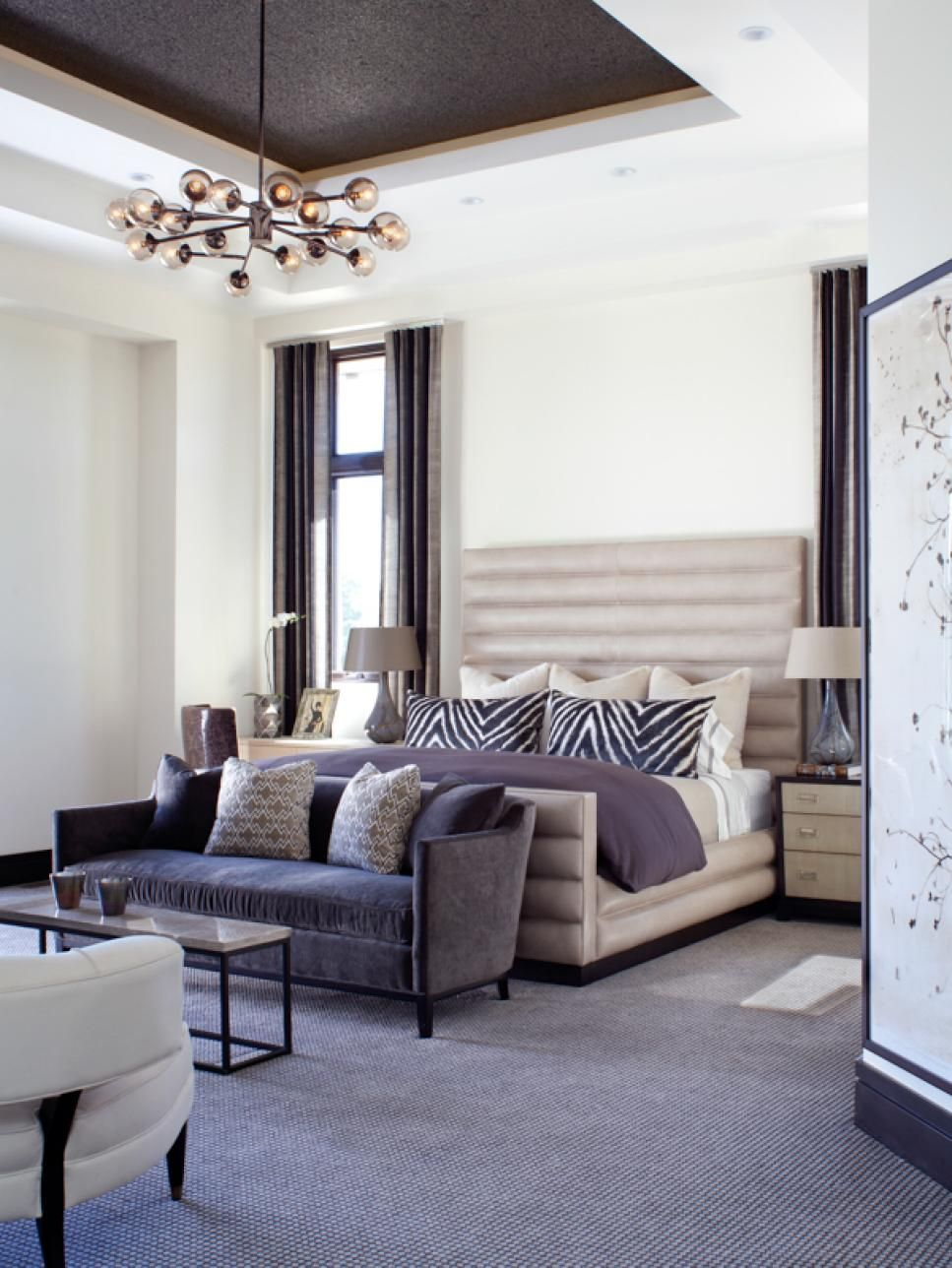 adding a chair a sofa or even a bench to your master on modern luxurious bedroom ideas decoration some inspiration to advise you in decorating your room id=80988