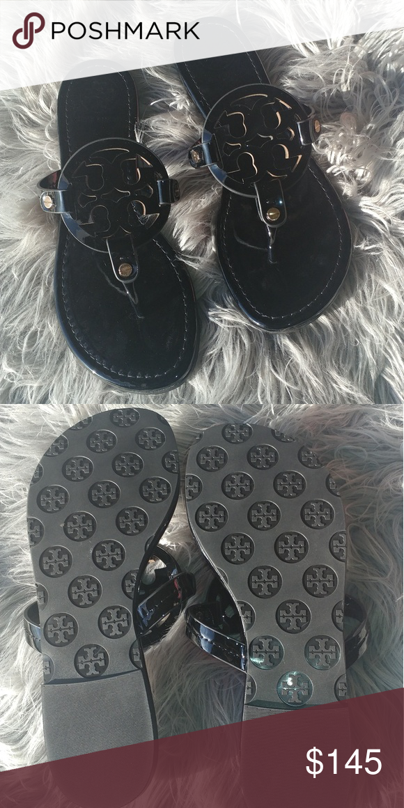 86ffa534d5fe Tory Burch Miller Sandals Brand new never used No scuffs or scratches Size  9 but runs