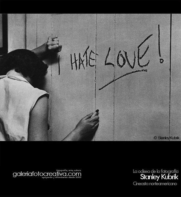 stanley, kubrick, hate, love