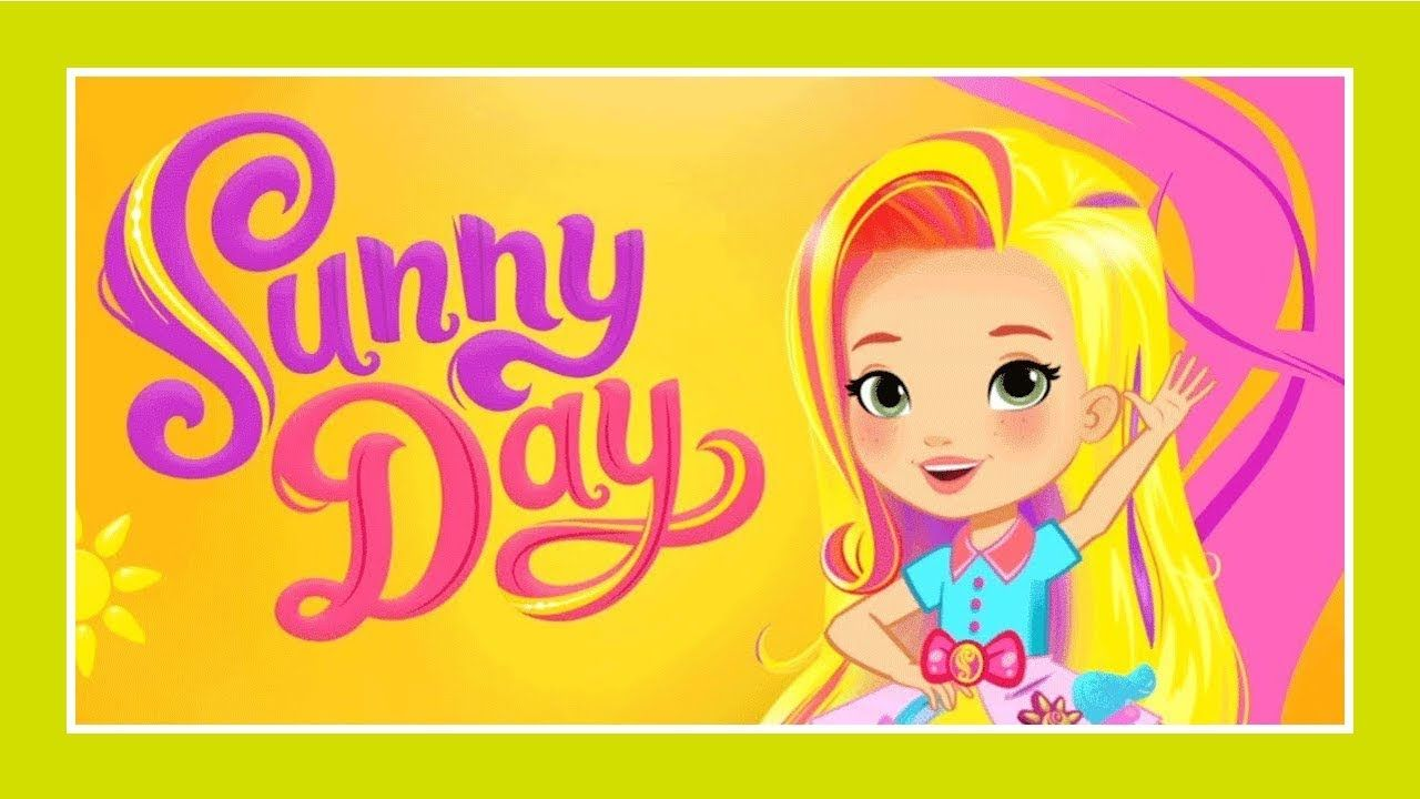 Sunny Day: Smiling and Styling With Sunny - Nick Jr | GAMES CHANNEL ...