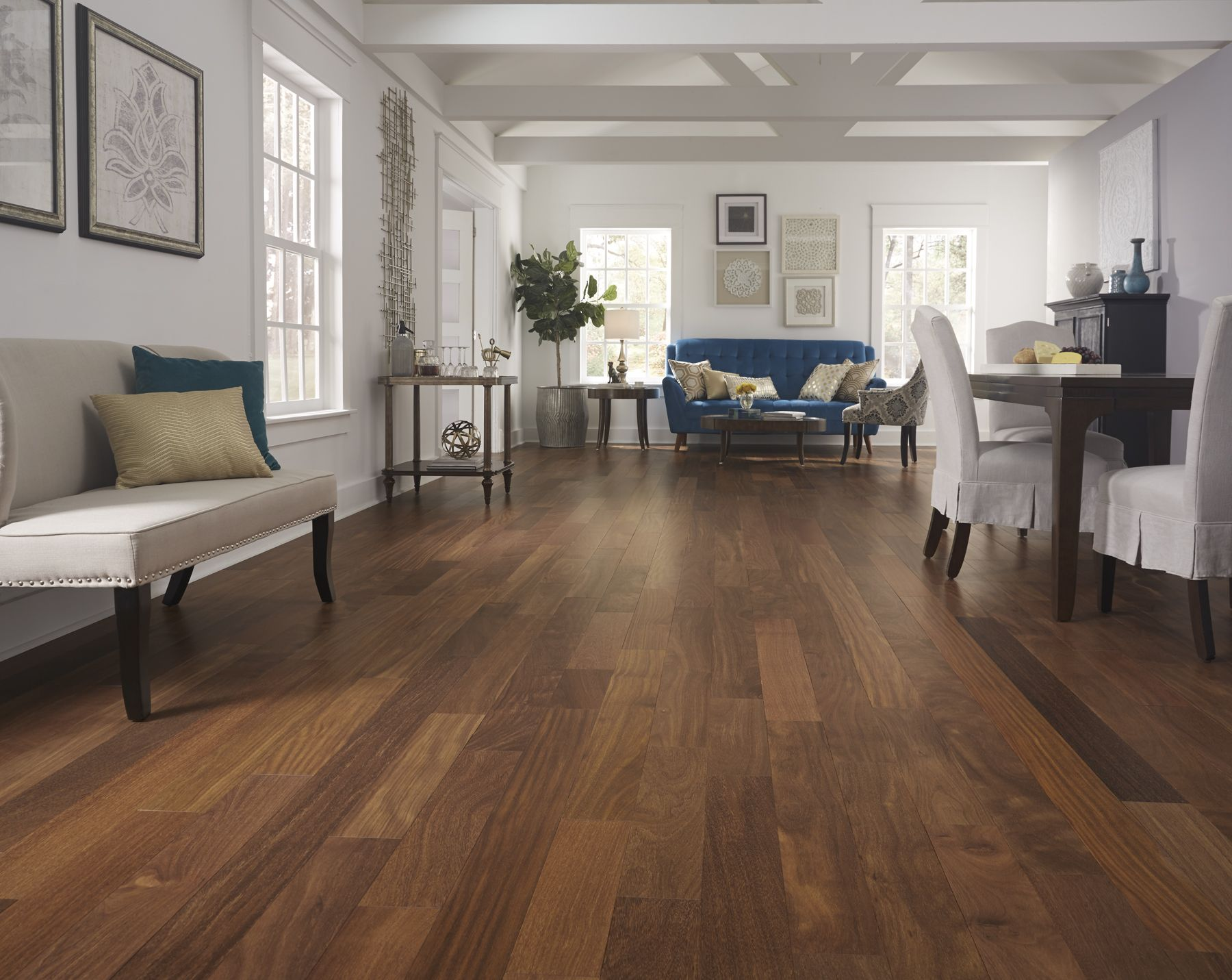 Bellawood 3 4 X 5 Matte Brazilian Chestnut Solid Hardwood Flooring Hardwood Flooring Prices Hardwood Floors Acacia Hardwood Flooring