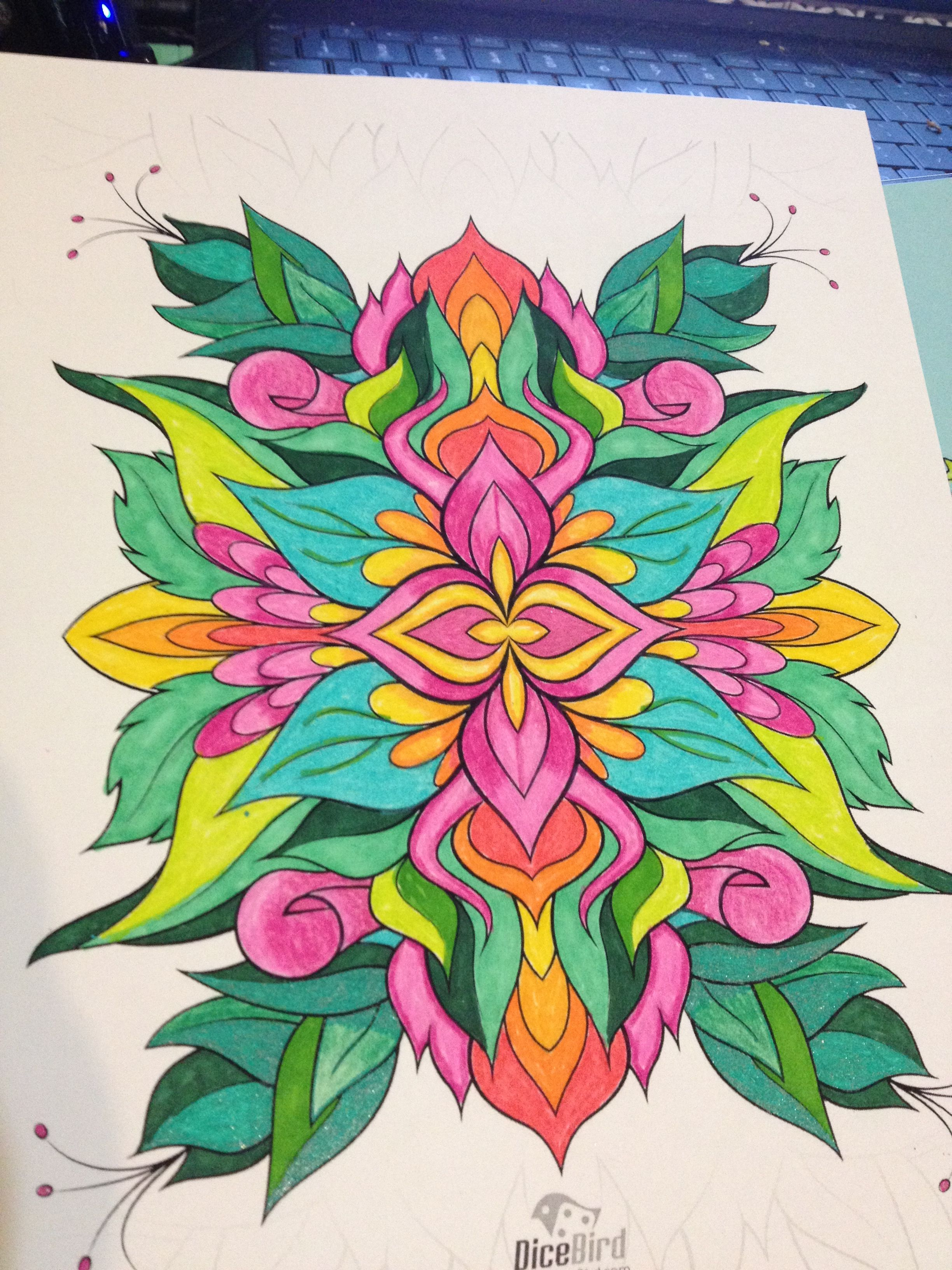 Mutation Free Coloring Pages For Girls