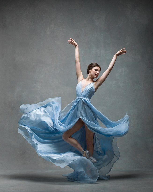 NYC Dance Project's Hauntingly Beautiful Photos Of Ballet Dancers | SELF