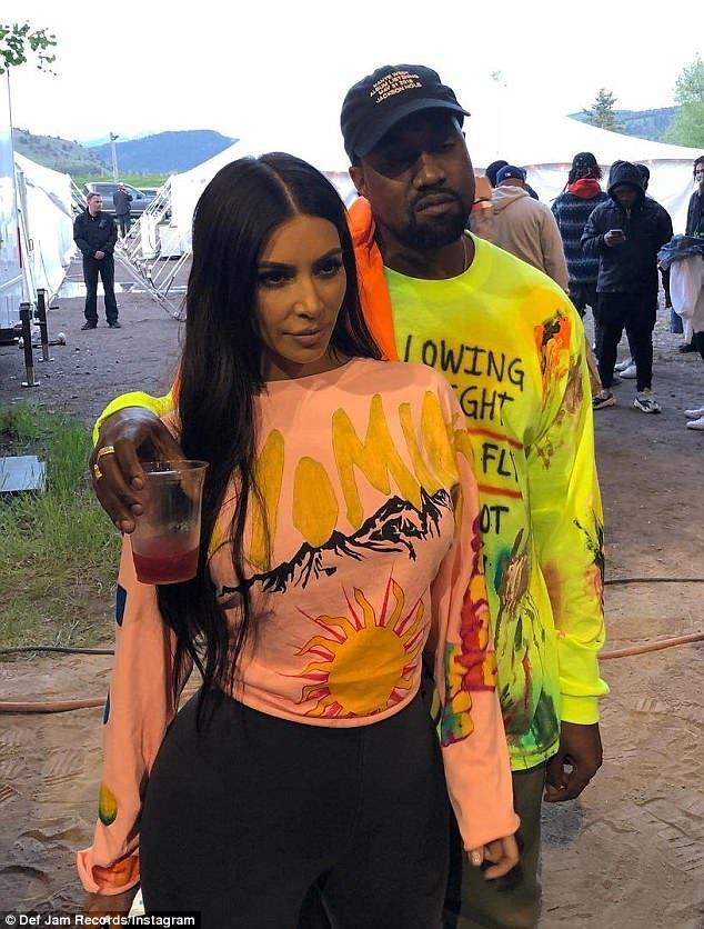 Kanye West Hosts Listening Party For New Album Ye At Wyoming Ranch Kim Kardashian And Kanye Kim K And Kanye Kim And Kanye