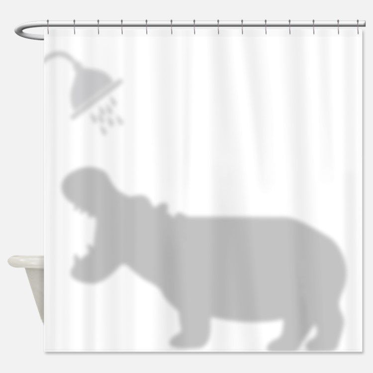 funny shower curtains cafepress - Fun Shower Curtains