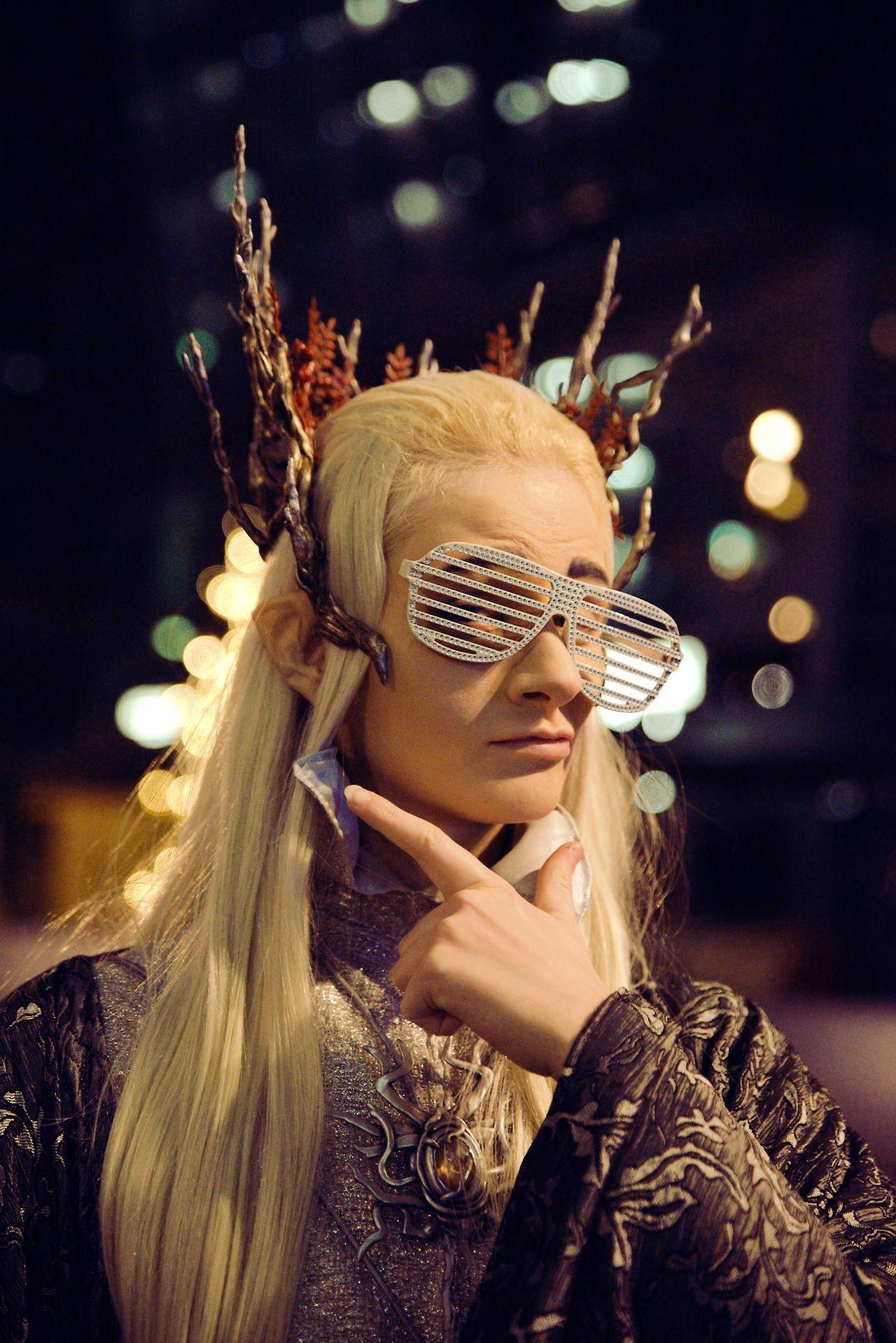 Party King Thranduil (The Hobbit)