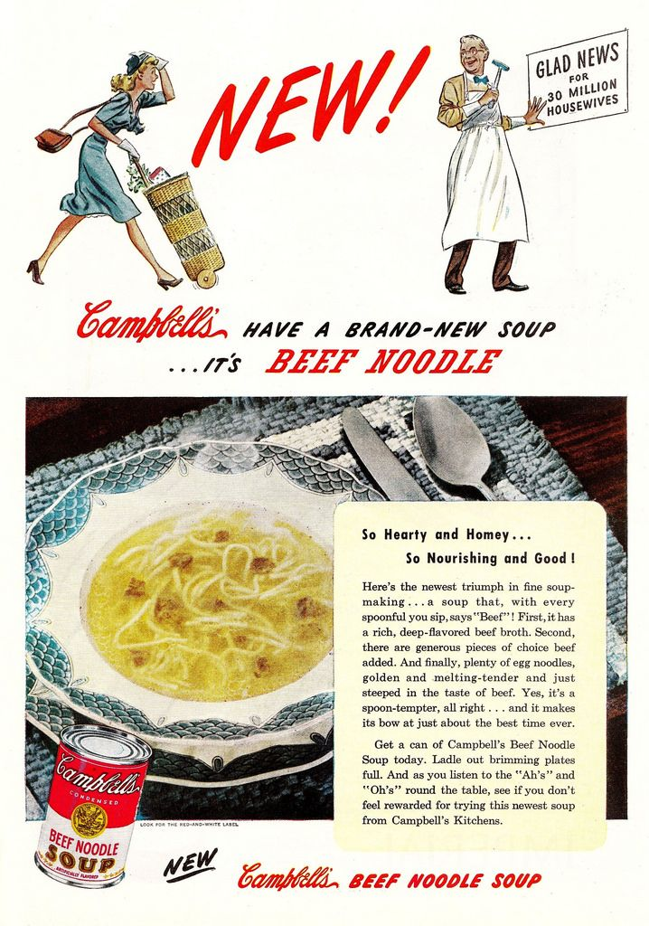 Glad News for Housewives! | Flickr - Photo Sharing!