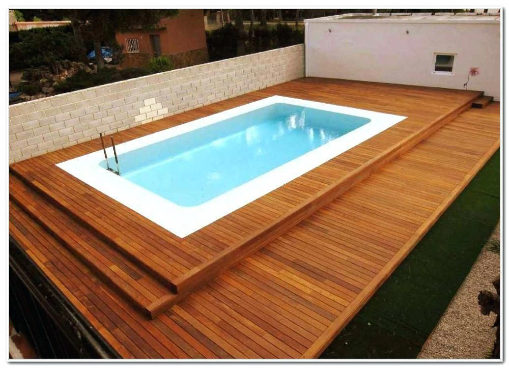 How To Build A Deck Around An Above Ground Pool Much Does It Cost